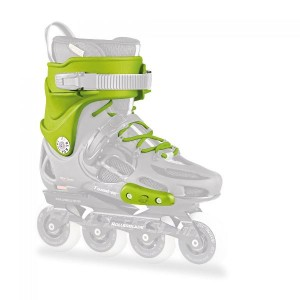Rollerblade Twister custom kit green