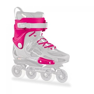 Rollerblade Twister custom kit pink