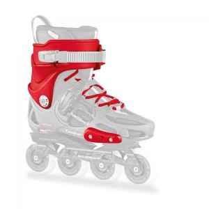 Rollerblade Twister custom kit red