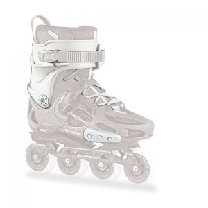 Rollerblade Twister custom kit white