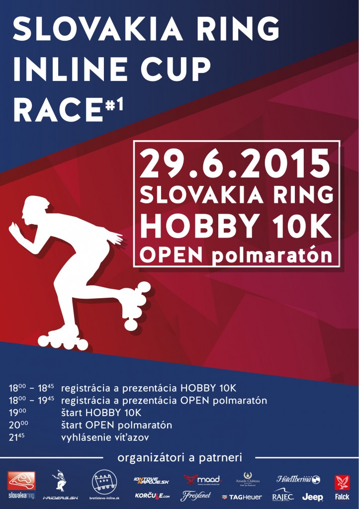 Slovakia ring inline race