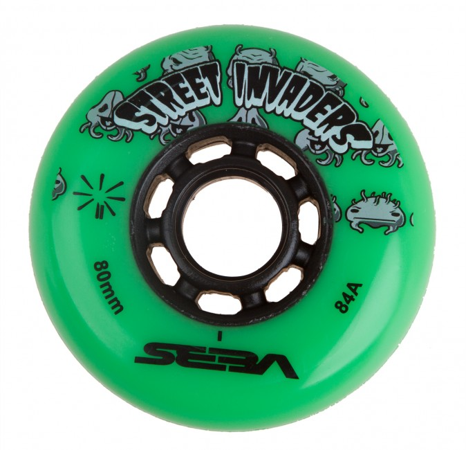 seba-street-invader-wheels-80mm-zelene
