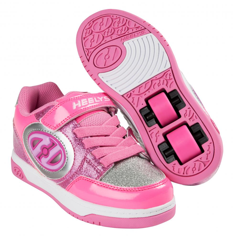Heelys Plus lighted